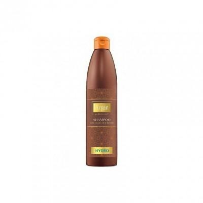 53903 АРГАНОВЫЙ ШАМПУНЬ С КЕРАТИНОМ Д/НОРМ.ВОЛОС, УВЛ.  Shampoo with argan oil&keratin HIDRO  500 мл