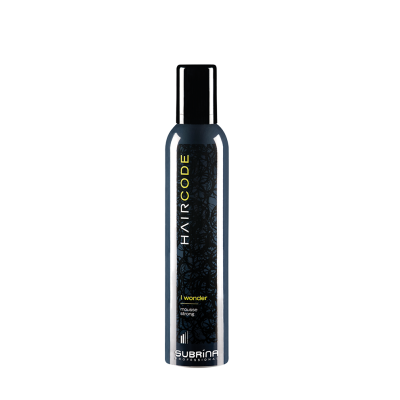 53437 HAIRCODE L WONDER mousse strong 300ml